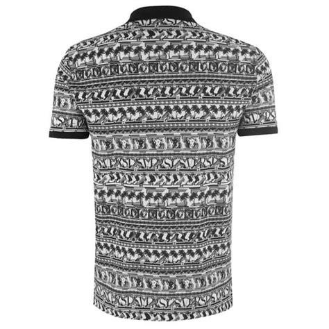 versus versace border pattern t shirt versus versace men s all over pattern polo shirt white