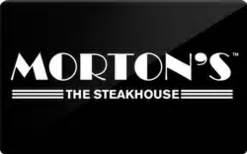 morton s steakhouse gift card check your balance online raise com - Morton S Steakhouse Gift Card