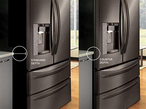kitchen cabinet depth