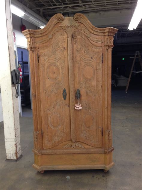 history and value of this armoire antique furniture
