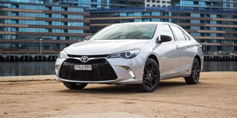 toyota car 2017 2017 toyota camry review and farewell photos caradvice