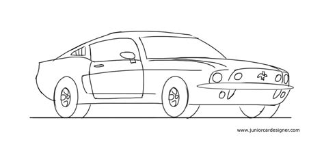 How To Draw Car How To Draw Car