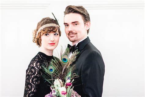 Hochzeit 2 Jahre by Eine Grandiose Inspiration F 252 R Eine Hochzeit Im 20er Jahre