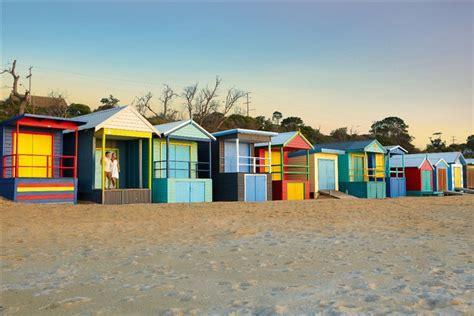 3beaches Melbourne S Colourful Bathing Boxes House Mornington Peninsula