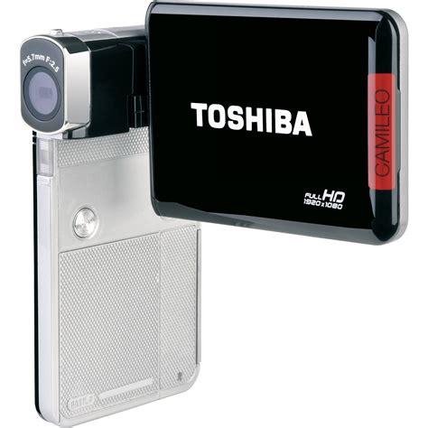 Toshiba Cameleo Comcoder toshiba camileo s30 1080p hd camcorder pa3893u 1cam b h photo