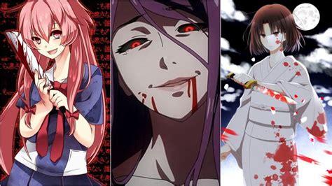 film anime sadis bukannya cantik 7 karakter perempuan di anime ini malah