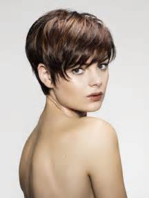 trendy hairstyle looks like a herringbone but with rubberbands trendy haircuts for short hair short hairstyles 2016
