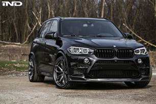 Bmw Builder A Menacing Bmw X5 M Build By Ind Distribution