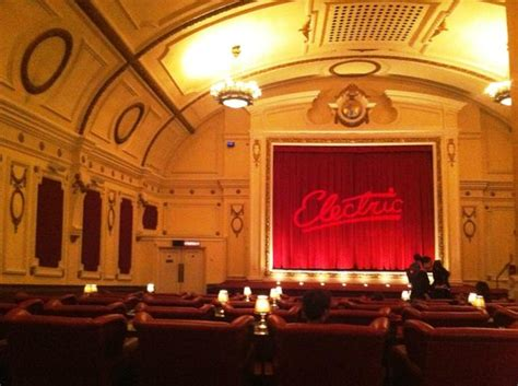 cinemas in london with sofas front sofa seat picture of electric cinema london