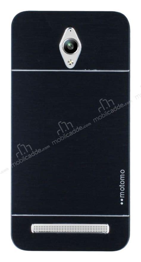 Motomo Asus Zenfone Go motomo asus zenfone go zc500tg metal siyah rubber kılıf