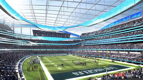 Home Design Center Atlanta by Renderings Nfl Stadium Proposals For Los Angeles La Times