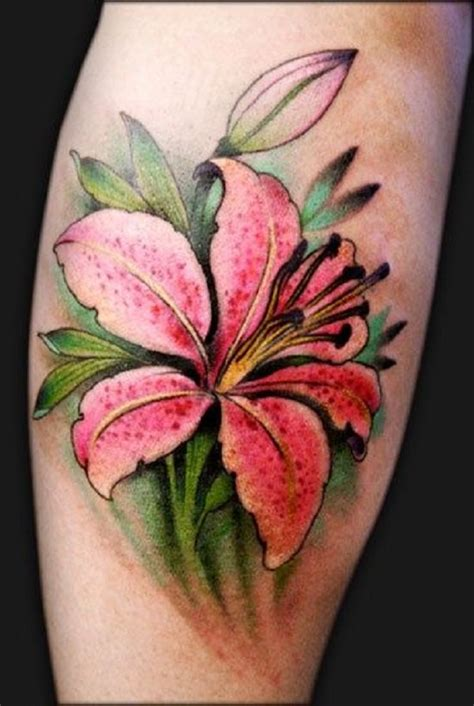 lilies or lillies 55 awesome lily tattoo designs art and design
