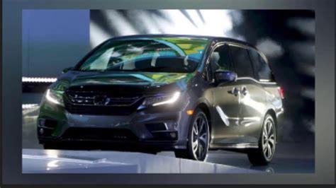 Honda Odyssey Hybrid 2020 by 2020 Honda Odyssey Elite 2020 Honda Odyssey Hybrid All