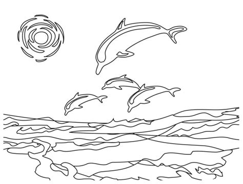 coloring pages printable dolphins free printable dolphin coloring pages for kids