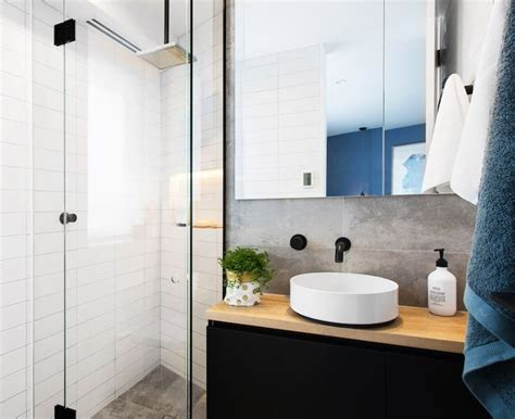 the block bathroom designs back to black the black bathroom trend part three pivotech