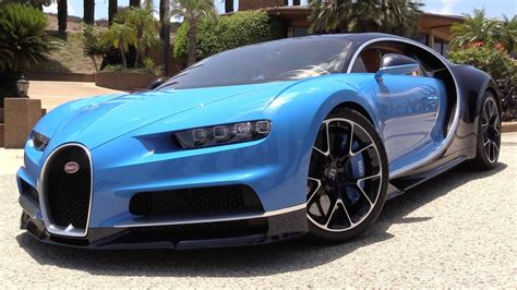 bugatti chiron 2017 2017 bugatti chiron start up exhaust in depth review