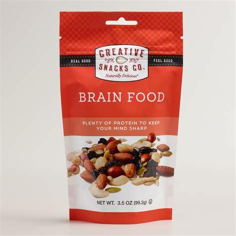 creative snacks co brain food set of 6 world market