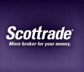 Scottrade Gift Card - open a new scottrade brokerage account and receive five free trades with promo code