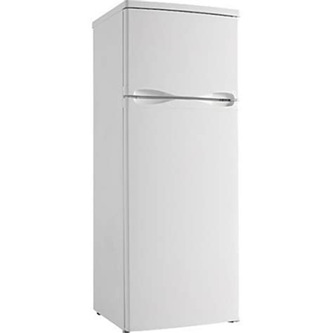 Apartment Fridge Home Depot Danby 7 3 Cu Ft Apartment Size Refrigerator White By