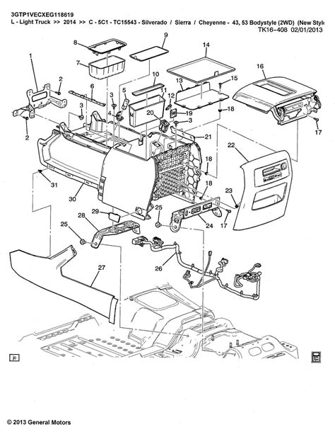 gmc parts diagram rear seat for 2004 gmc parts diagram rear free
