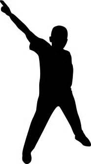 Boy dancing clipart vector clip art online royalty free design