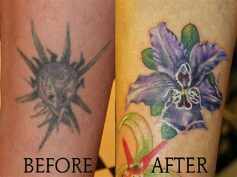 tattoo coverup ideas colorful cover up ideas pictures fashion gallery