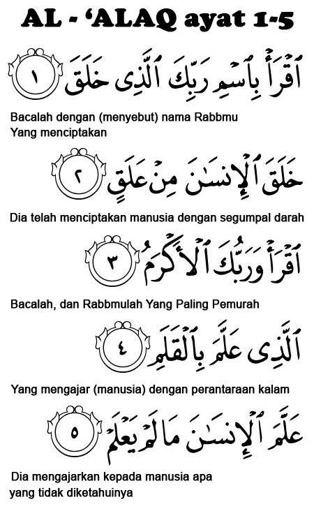 Mukjizat Surah Al Ikhlash artikel al qur an hyun jae is