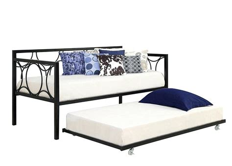 popup trundle frame to king trundle bed pop up trundle
