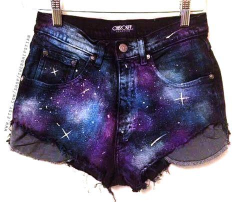 Boots Denim Galaxy galaxy high waisted denim shorts high waste shorts s clothing trendy