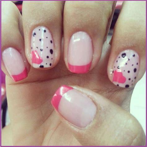 imagenes de uñas decoradas sencillas para los pies modelos de u 241 as decoradas sencillas dise 241 os de u 241 as para