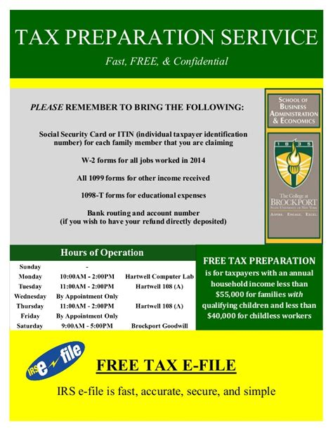 Pin Tax Preparation Flyer On Pinterest Free Tax Preparation Flyers Templates