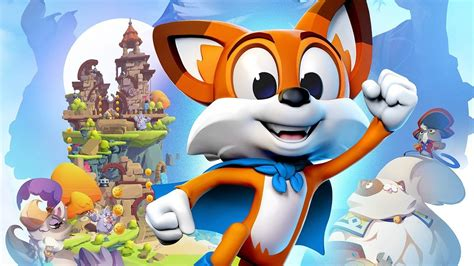 Lucky 3d lucky s tale review ign