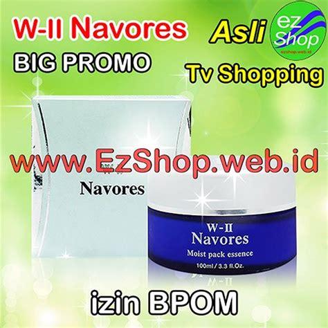 Wii Navores Serum Pemutih Badan Alami Asli Ez Shop Izin Bpom 1 navores krim pemutih kulit alami asli ez shop tv shopping ijin bpom