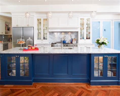 blue kitchen white cabinets white kitchen cabinets blue island quicua com