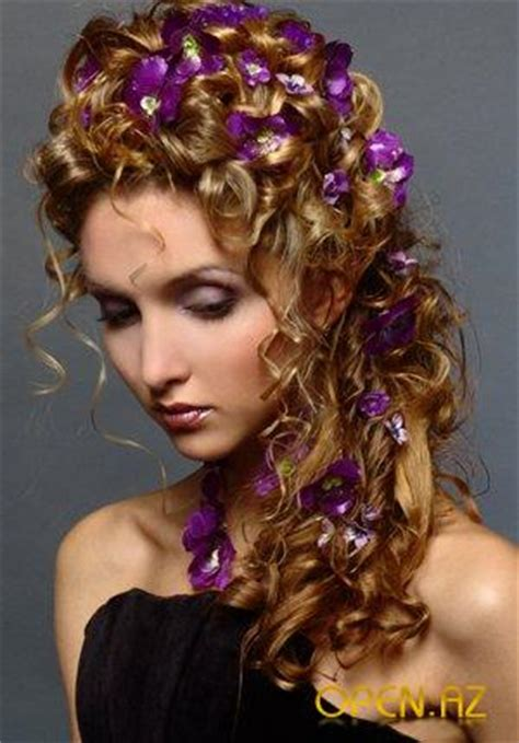 hairstyles decorated with flowers latest trend in hairstyles for girls