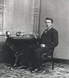 Edison s phonograph