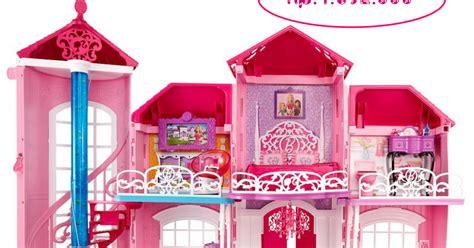Boneka Mattel Asli Original rumah asli malibu house jual mattel