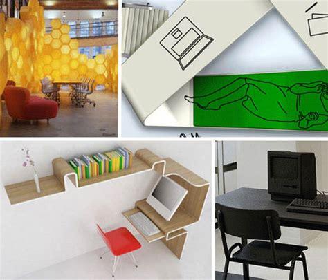 23 innovative room interior design office furniture ideas 12 offbeat office interiors innovative desk designs