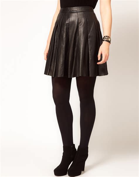 stylish of the day asos curve skater skirt
