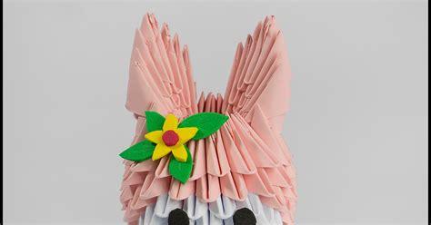 3d origami melody tutorial origami 3d mikaglo 124 jak wykonać melody z origami