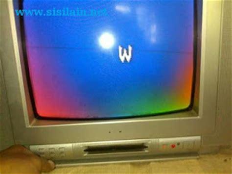 Tv Lcd Di Medan cara menghilangkan cacat warna biru kemerahan pada televisi sisilain net