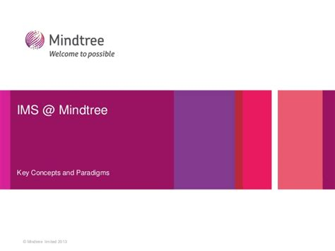 pattern programs for mindtree ims at mindtree key concepts and paradigms
