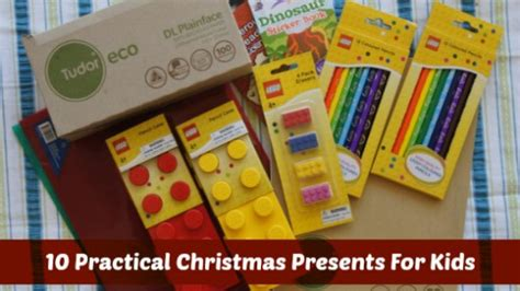 10 practical christmas presents for children planning