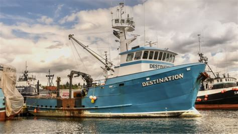 destination crab boat what happened tragic mystery at sea what caused the destination a 110