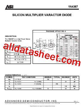 varactor diode datasheet varactor diode part number 28 images varactor diode part number 28 images itt varactor diode
