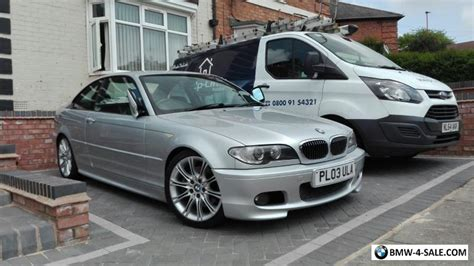 bmw e46 for sale uk 2003 coupe 330 for sale in united kingdom