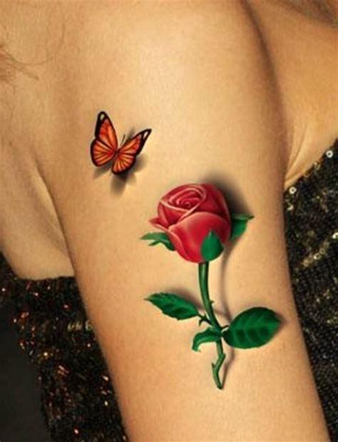 tatuaże r 243 że i motyle