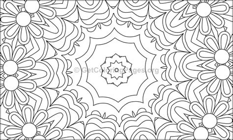 mosaic patterns coloring pages mosaic pattern coloring pages 4 getcoloringpages org