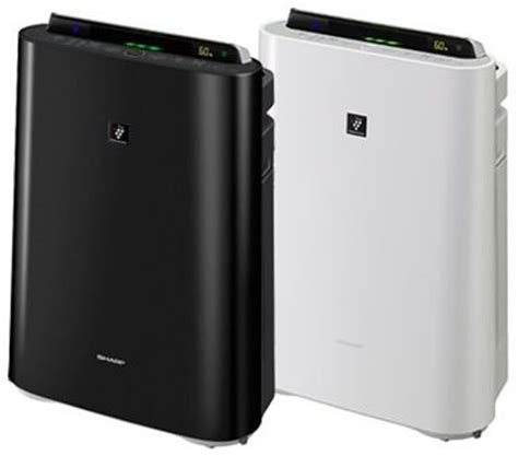 Sharp Air Purifier Kc D40y W B sharp kc d40y w b air purifier sinar lestari