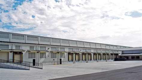 dover air freight terminal